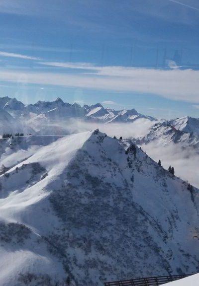 Ueber 400 Gipfel kann man vom Nebelhorn aus sehen